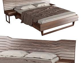 3D model Hooklundstool Talas Bed
