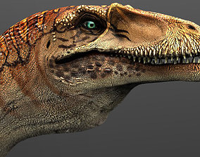THE ULTIMATE RAPTOR 3D model