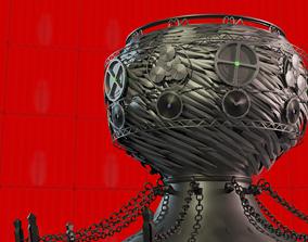 Holy Grail 3D asset
