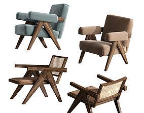 3D TON Arm chair