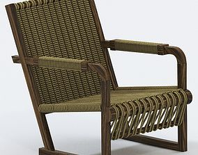 Ralph Lauren Home - Joshua Tree Lounge Chair 3D model