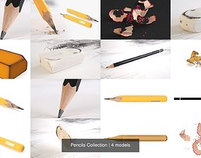 3D model Pencils Collection