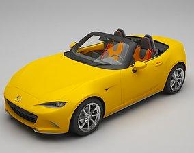 3D model Mazda MX-5