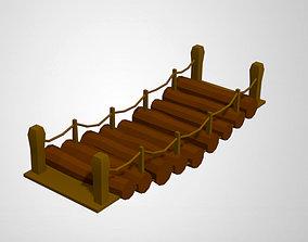 Low Poly Bridges 3D model