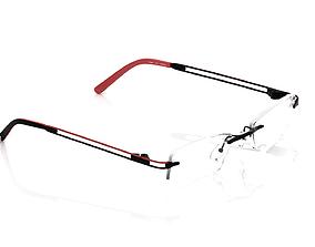 3D printable model Eyeglasses for Men and Women lady