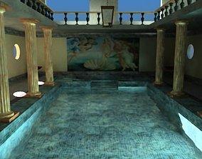 3D Roman Natatorium