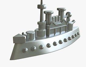 3D Monopoly Battleship