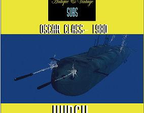 Kursk- Oscar Class 3D model