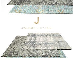 Jaipur Living Rug Set 4 3D model