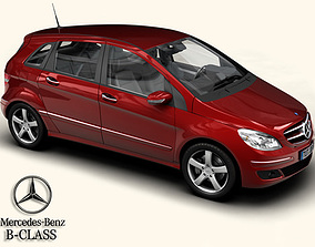 Mercedes B-Class 3D model
