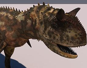 Carnotaurus Dinosaur 3D