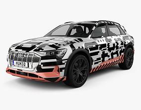 Audi e-tron Prototype 2018 3D model