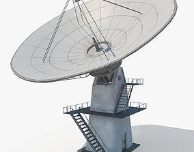 Satellite Dish - Antenna 3D asset