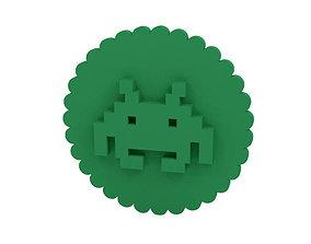 3D print model Cookie stamp Stamp biscuit
