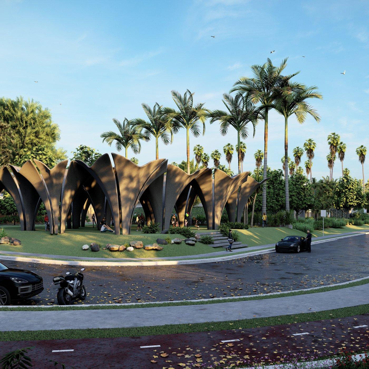 conflusion park