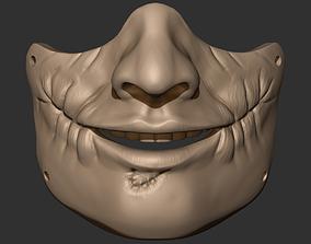 Joker Mask 3D printable model