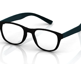 shoe seeing Eyeglasses for Men and Women 3D print model
