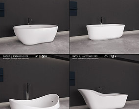 3D Bath collection 2 Antonio Lupi 4 Bath