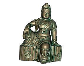 Goddess of 3D print model 3D model realtime 1