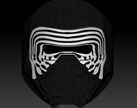 Cailo Ren Mask Ring 3D print model