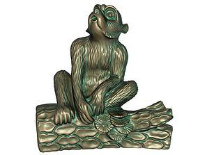 Zodiac Monkey 3D printable model