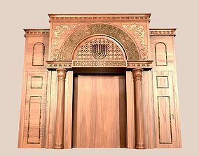 Big Aron Kodesh 3D model