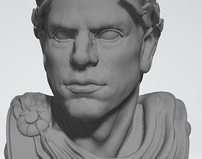 3D print model Julius Ceasar