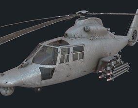 Harbin Z-9 3D model