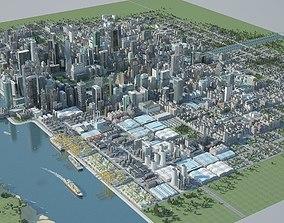 Big City G3 3D model