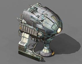 Guardian - Battery 01 3D model