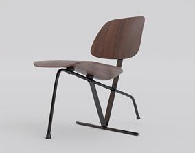 3D model Eames- Tilt back