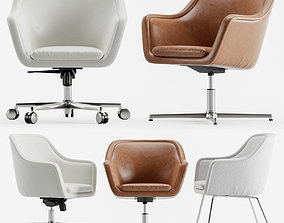 3D bumper chair by HermanMiller