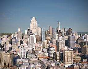 City 15 3D model
