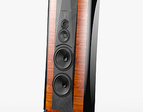 Sonus faber Stradivari Grapfite 3D | CGTrader