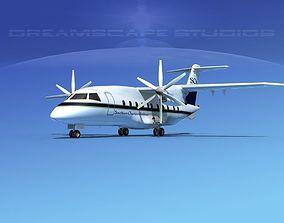 Dornier Do-328-130 Southern Charter 3D model