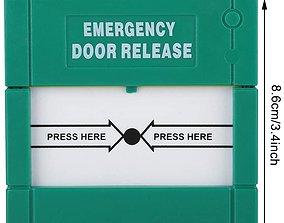 Emergency Signboard 3D asset