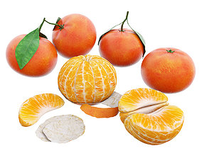 Tangerines 3D