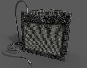 3D Guitar Amplifiers
