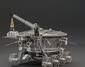 3D model Lunokhod 1