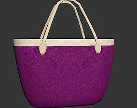 pink bag 3D model