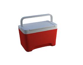 3D asset Cooler Portable Igloo