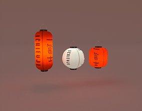 Japanese Lantern 3D festival