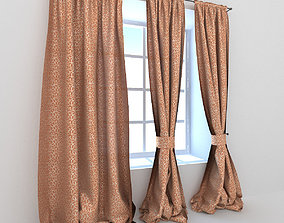 3D Curtains rope