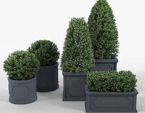 Birmingham Planter Collection 3D