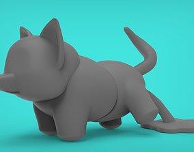 3D printable model Corgi Dog Pee