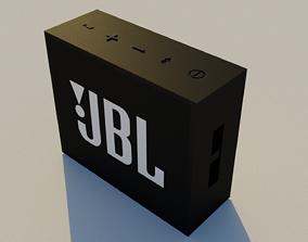 3D JBL GO Bluetooth Speaker Customisable
