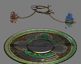 Wizard - disc Send 12 3D model