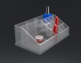 Cosmetic Organizer Model for 3d Print