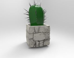 Inca Flower Pot 3D print model
