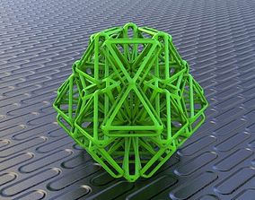 BRO WOVEN TETRAHEDRON 3D printable model
